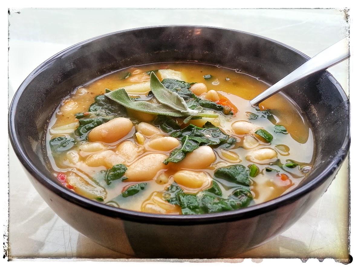 White Bean Soup Recipes — Dishmaps